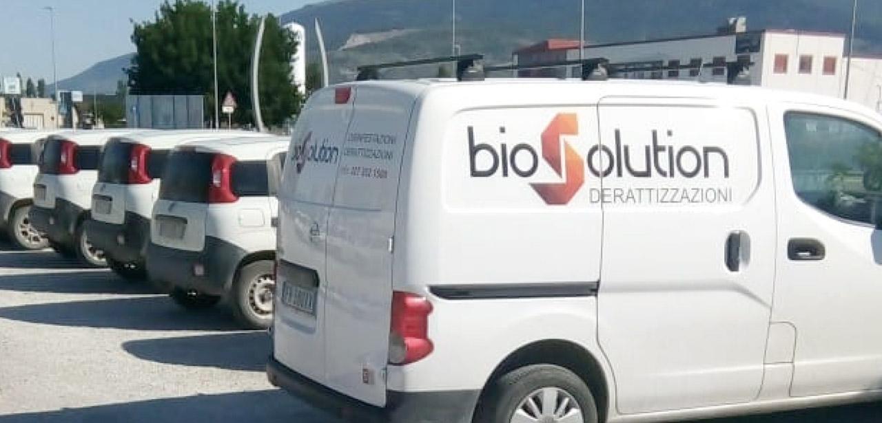 Biosolution derattizzazione