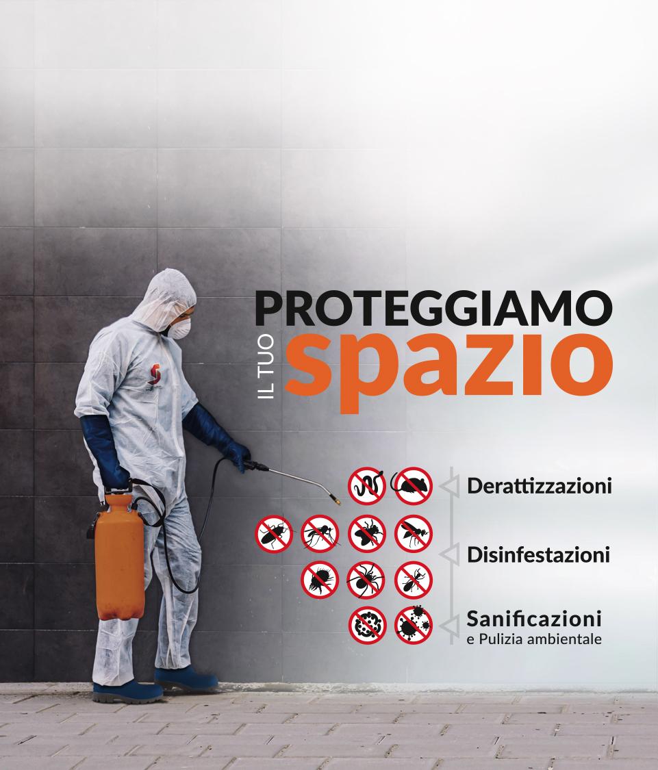 Biosolution derattizzazione disinfestazione e sanificazione in Umbria Toscana e Marche